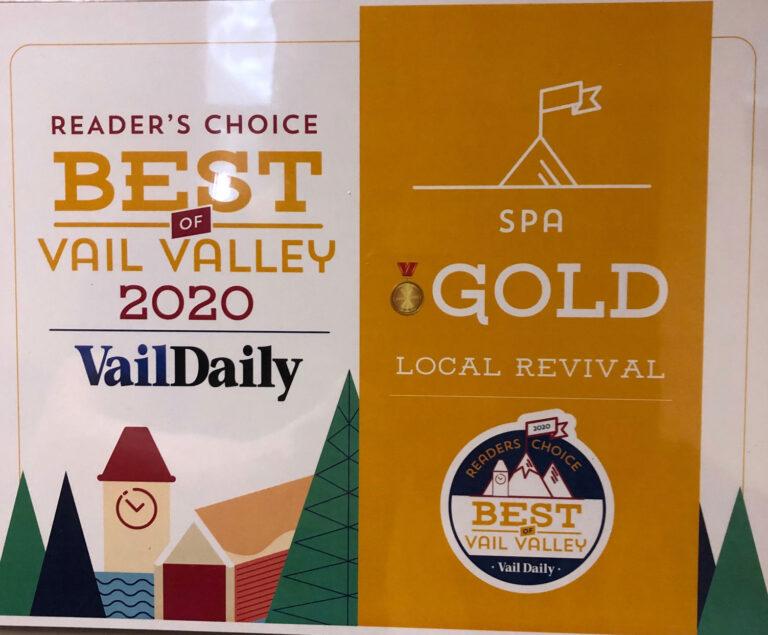 Best Vail Valley